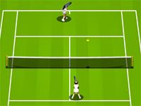 Vynikajíci tenis (flash)
